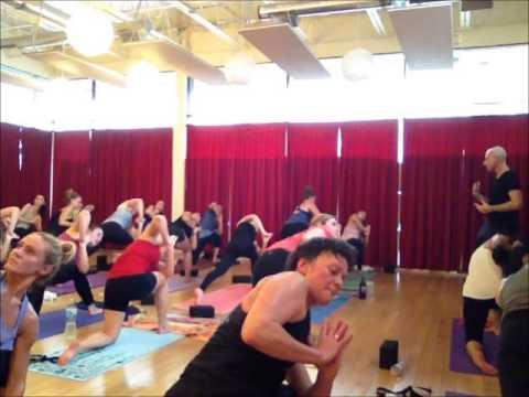 IGNITE the Yoga ROCKSTAR in you w/ Pino