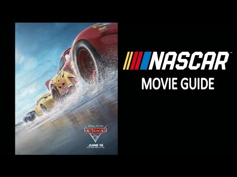 WOW WHAT A FILM!  Cars 3 (2017) NASCAR Movie Guide