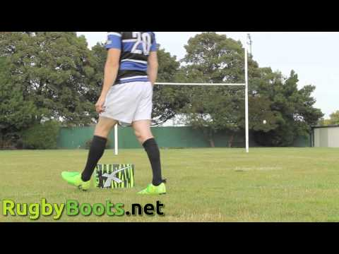 2013 X Blades Wild Thing Bionic Rugby Boot Review