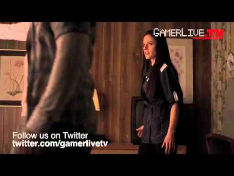 Comic Con 2012 Exclusive Lost Girl Interview Ksenia Solo - Video