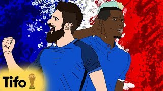 FIFA World Cup 2018™: How Could France Line-Up?