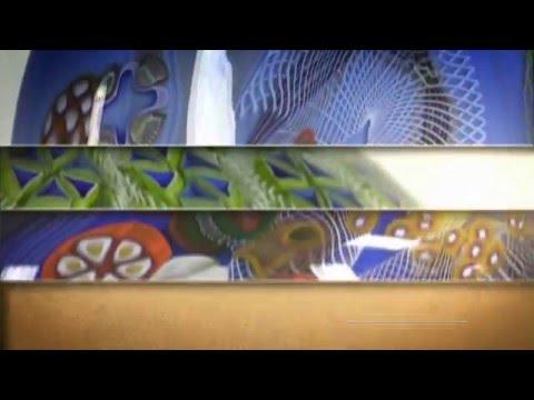 Wes Hunting Glass. Thursday, December 17th On The Fine Art Showcase