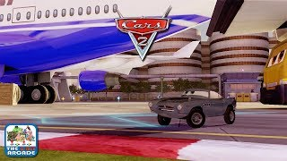 Cars 2: The Video Game - Airport Showdown with Finn McMissile (Xbox 360/One Gameplay)