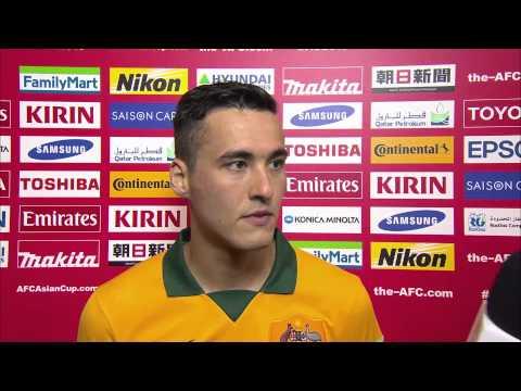 Post Match Interview: Jason Davidson (Defender, Australia)