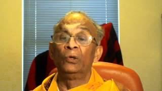Mano Budhya Ahankara Chithaa Ninaham - nirvana shatkam - VK Raman