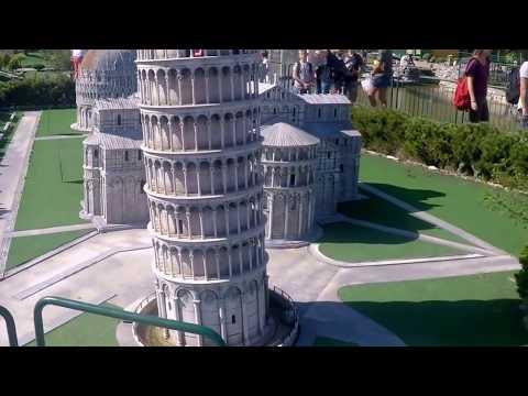 Italia in Miniatura, Rimini Part 2 / Italy Travel Vlog #27 / Two And A Half Travel