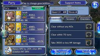 [DFFOO Event] Raise the Runic Blade Pt. 4