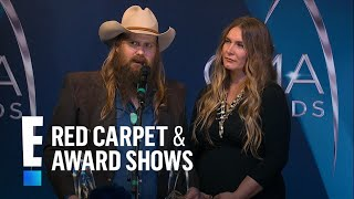 """Chris Stapleton Says He's """"Fortunate"""" Fans Love His Music 