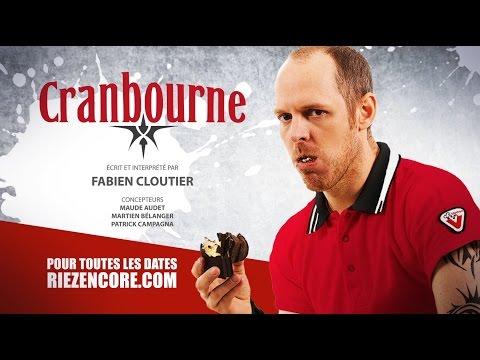 Fabien Cloutier - CRANBOURNE