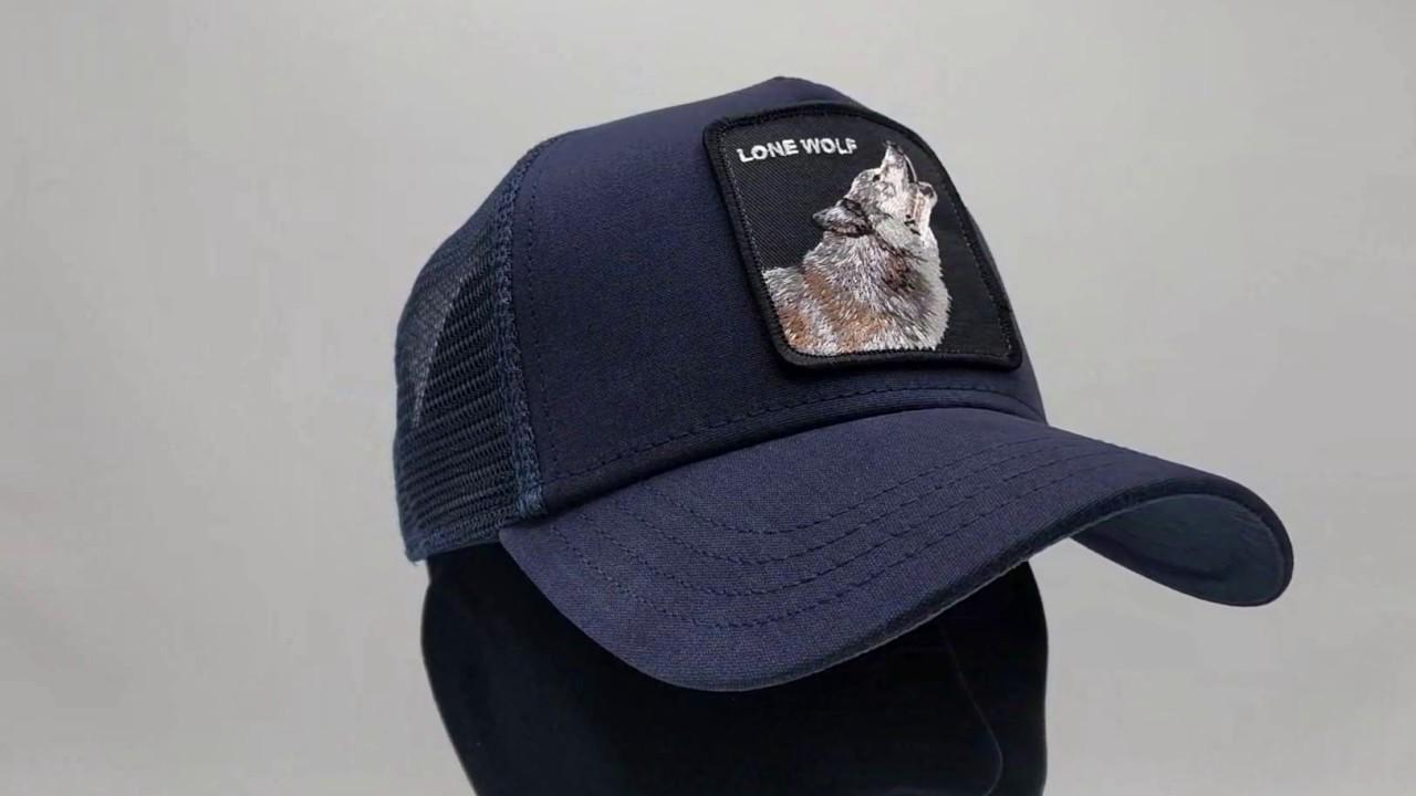 Goorin Bros. Wolf Trucker cap - €34 9b15d9cd7a2