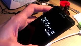 Samsung S2 gt-i9100  қосулы емес, КЗ