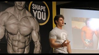 10 STEPS TO A SUCCESSFUL FITNESS CAREER: #IRONLOVE by Jeff Seid