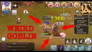 How to find Weird Goblin   Goblin Star Quest   Ragnarok M