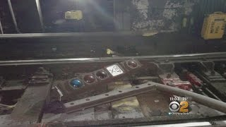 2 Subway Cars Derail In Harlem, Causing Disruptions & Delays All Day