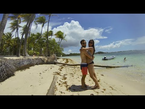 Guadeloupe Travel (GoPro) French Caribbean