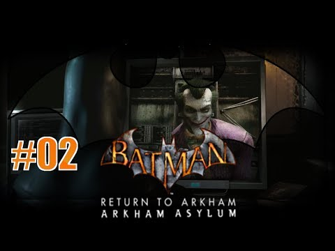 Let's Play [BLIND] Return To Arkham Asylum#02 - Fallen über Fallen