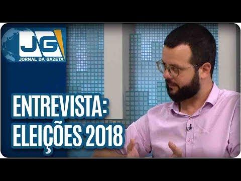 Maria Lydia entrevista Vitor Marchetti, cientista político - UFABC, sobre as eleições