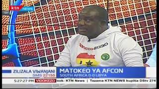 Kenya kupambana na Ethiopia kwenye mchuano wa CAF   Zilizala Viwanjani