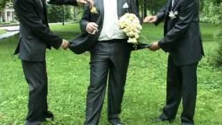 Весілля в Івано Франківську  Прикол  За двома зайцями
