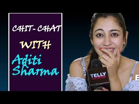 Candid Chat With Aditi Sharma On College Days, Stardom, Music Video With Guru Randhawa & Her Shows