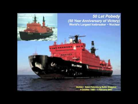 2008 Arctic Forum - Russia's North Sea Route and Northern Marine Transport