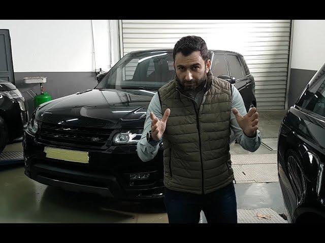 Το μοναδικό θωρακισμένο στην Ελλάδα Range Rover Sport hybrid
