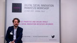 Social Innovators for the Next Generation Internet - Lorenzo Lipparini, Municipality of Milan