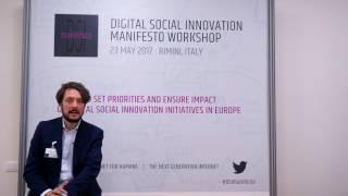 Social Innovators for the Next Generation Internet - Lorenzo Lipparini, Municipality of Milan