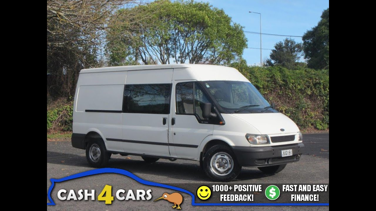 2005 ford transit 5 speed nz new parts car. Black Bedroom Furniture Sets. Home Design Ideas