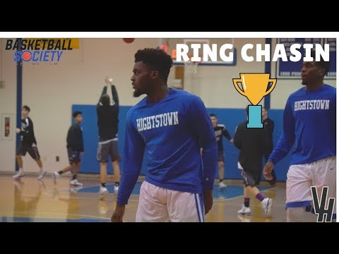 Ring Chasin'  Hightstown High School Central Jersey Group4 Quarterfinal  