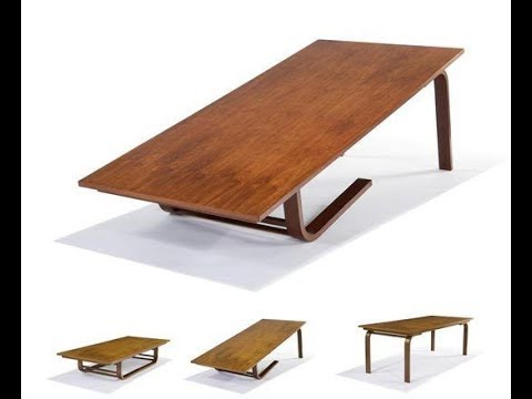 Coffee Table That Converts To Dining Table Youtube