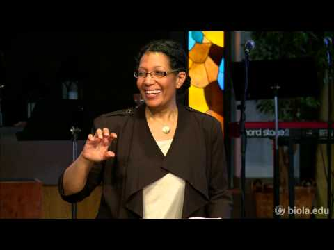 Lisa Sharon Harper: Peace Through Equality - Biola University Chapel