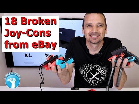 I Spent $275 on Broken Joy-Cons - Can I Fix Them for Profit?