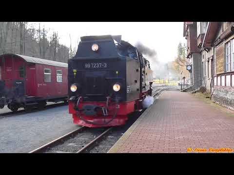 Harzer Schmalspurbahn 2018 / 25. Jahre 01.02.1993 - 01.02.2018 / Betriebsübernahme HSB - DR