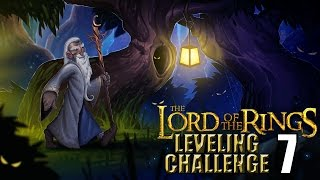 The Lord of the Rings WoW Leveling Challenge: Episode 7 - THE RING GOES... WEST?