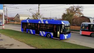 TROLZA. Троллейбус с автономным ходом - электробус с динамической подзарядкой