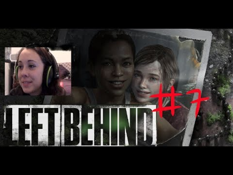 THE KISS! The Last Of Us Left Behind Pt. 7