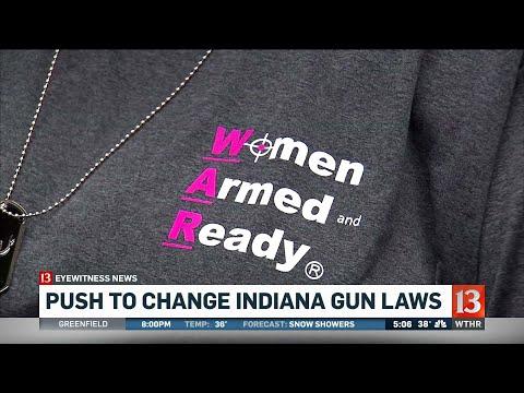Changing Indiana gun laws