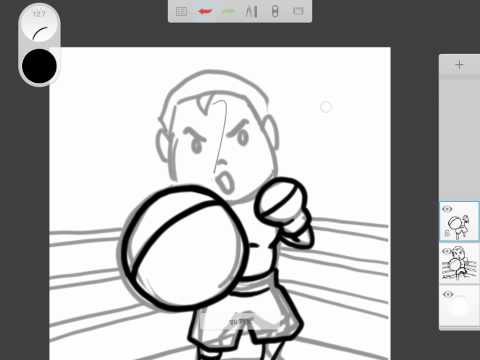 how to draw a boxer