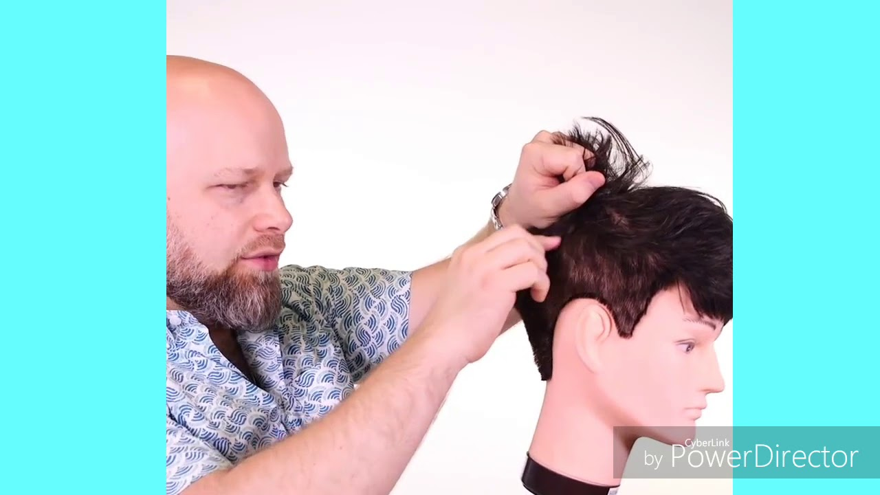 Cara Potong Rambut Ala Korea Pria Youtube