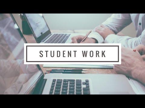 Student Work Compilation