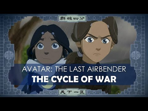 Avatar: The Last Airbender - The Cycle of War [ video essay ]