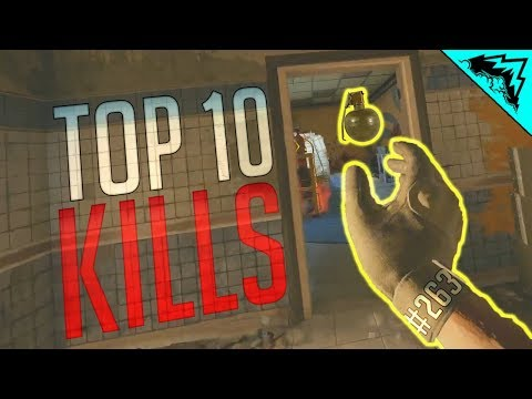OVERTIME MATCH POINT - Siege Top 10 Plays (WBCW #263)