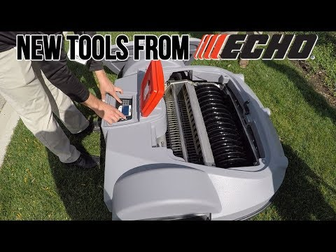ECHO's Newest Tools Of 2020 - Generators, Pressure Washers, Robot Mowers, & More