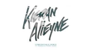 Kieran Alleyne – Comfortable Remix ft. Bonkaz & Paigey Cakey