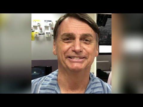 Bolsonaro espera sair do hospital até fim do mês