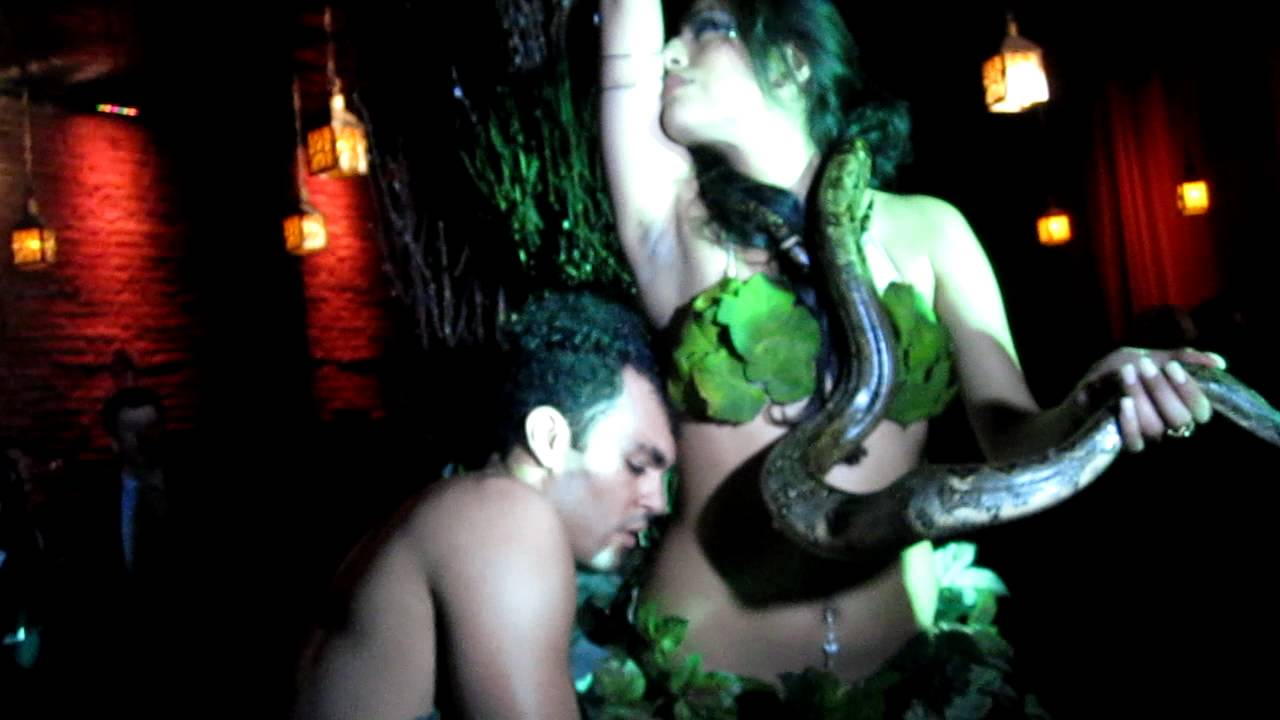 Frenchtuesdays Garden Of Eden Party Youtube