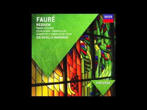 Fauré - Requiem en re menor op.48 (Marriner)