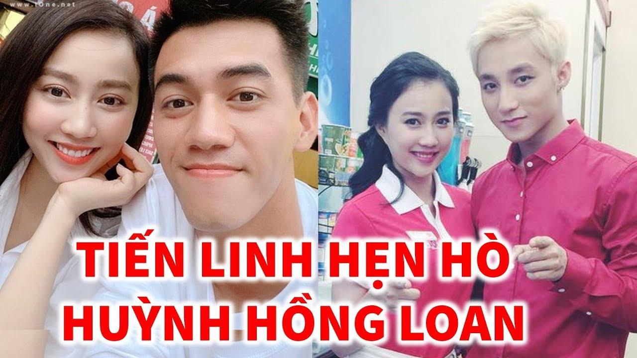 """Cầu Thủ Tiến Linh hẹn hò Huỳnh Hồng Loan – Nữ Chính """"Âm Thầm Bên Em"""""""