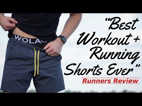 Best Running/Marathon/Workout Shorts From WOLACO